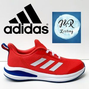 Adidas Fortarun FV2604 Red Running Shoes Size 8